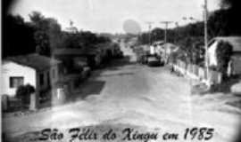 São Félix do Xingu - xingu em 1985 , Por vespaziano magalhaes