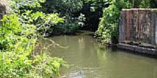 Rio Marapanim em São Francisco do Pará-PA-Foto:Odilson Sá