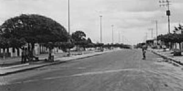 São Francisco do Pará nos anos 60-PA-Foto:Odilson Sá