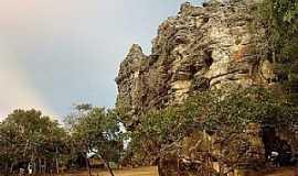 São Geraldo do Araguaia - Imagens de São Geraldo do Araguaia - PA - Igreja de Pedra - Serra das Andorinhas