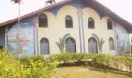 São Geraldo do Araguaia - Igreja Católica de São Geraldo do Araguaia-PA, Por Roberto Miler
