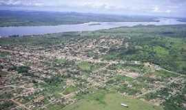 São Geraldo do Araguaia - Vista area da cidade, Por Leandro de Sá