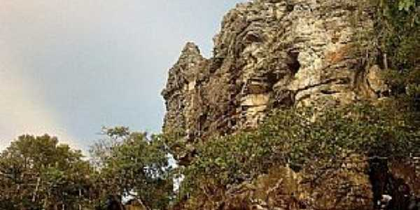 Imagens de São Geraldo do Araguaia - PA - Igreja de Pedra - Serra das Andorinhas