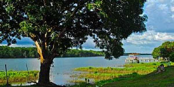 S�o Jo�o da Ponta-PA-Beira do Rio Mocajuba-Foto:holofotevirtual.blogspot.com