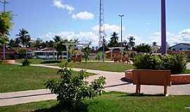 São João de Pirabas - São João de Pirabas-PA-Praça Central-Foto:portalsentinela.com.br