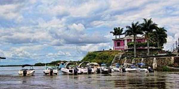 Imagens da cidade de São João do Araguaia - PA