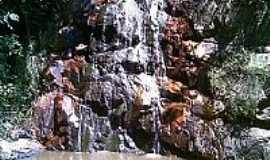 Campo Formoso - Cachoeira em Campo Formoso-BA-Foto:Antonio Gabriel R