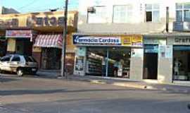 Campo Formoso - Centro comercial de Campo Formoso-BA-Foto:Guaruja