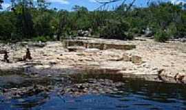 Campo Formoso - Lago em Campo Formoso-BA-Foto:Guaruja