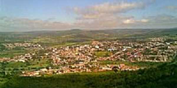 Vista da cidade de Campo Formoso-BA-Foto:Antonio Gabriel R
