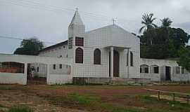 São João dos Ramos - São João dos Ramos-PA-Igreja da Vila-Foto:Carlos Fernando Macedo