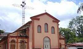 São Miguel do Guamá - Matriz de São Miguel Arcanjo-Foto:Vicente A. Queiroz