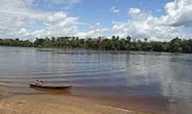 São Miguel do Guamá - Pescaria no Rio Guamá em São Miguel do Guamá-PA-Foto:PEDRO PAULO
