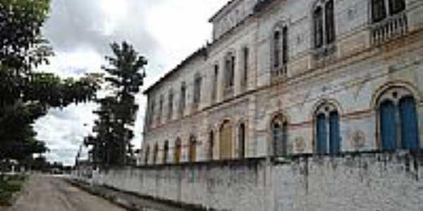 Instituto Santo Antônio Maria Zacaria em São Miguel do Guamá-PA-Foto:PEDRO PAULO