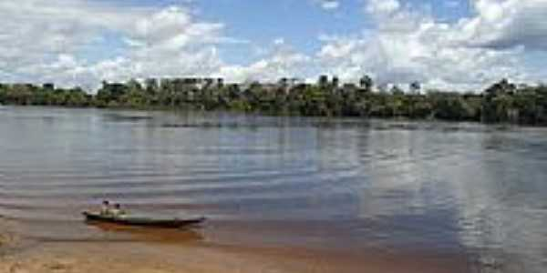 Pescaria no Rio Guamá em São Miguel do Guamá-PA-Foto:PEDRO PAULO