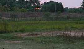 Bom Jardim - Pôr do Sol em Bom Jardim-AL-Foto:DOM.GONÇALVES-postada por rio são francisco.…