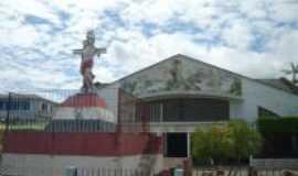 São Sebastião da Boa Vista - Santuário de São Sebastião, Por Fernando Macedo