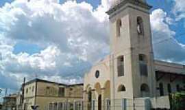 Senador Jos� Porf�rio - Igreja-Foto:flaviojesus