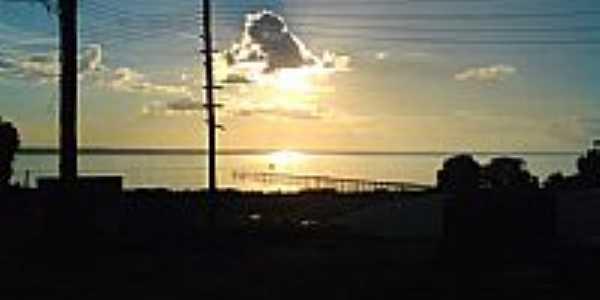 Por do Sol em Souzel-Foto:flaviojesus