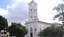Soure - Matriz de N.Sra.da Consolação em Soure-PA-Foto:Vicente A. Queiroz
