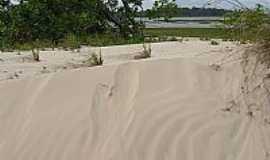 Soure - Soure-PA-Dunas na Praia do Pesqueiro-Foto:niani