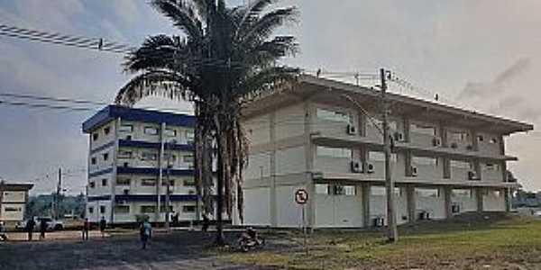 Imagens do Distrito de Tauarizinho no Município de Peixe-Boi-PA