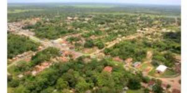 Vista aérea de Terra Alta, Por Hélio Machado