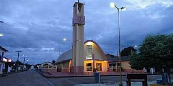 Terra Santa-PA-Igreja Matriz-Foto:Paulo Rog�rio Caetano