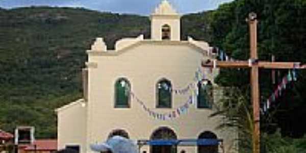 Igreja em Canavabrinha, por dilson_br.