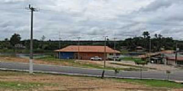Estação Hidroviária em Tomé-Açu-PA-Foto:Carlos Fernando Mace…