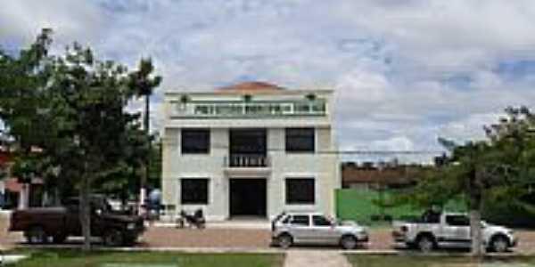 Prefeitura Municipal de Tom�-A�u-PA-Foto:Carlos Fernando Mace�