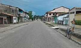 Tracuateua - Tracuateua-PA-Rua no centro-Foto:Rai 389