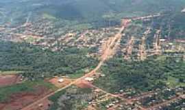 Trairão - Vista aérea da cidade de Trairão-Foto:Jonas Alves