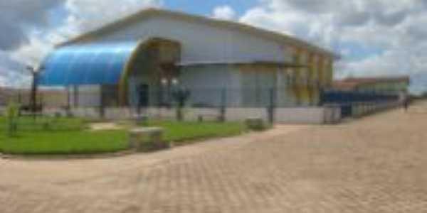 Centro de Convenções Sueliy Xavierde Ulianópolis , Por Max Batista