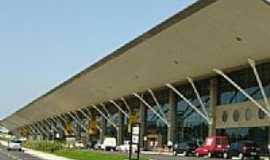 Val-de-Cães - Entrada Aeroporto-Foto:Renan Peres
