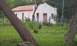 Canápolis - Canápolis-BA-Igreja no Povoado do Galheiro-Foto:oeste bahiano