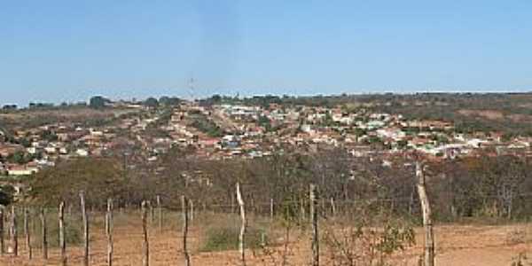 Canápolis-BA-Vista da cidade-Foto:oeste bahiano