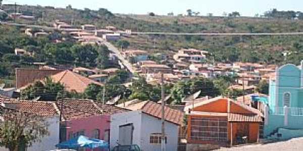 Canápolis-BA-Vista parcial da cidade-Foto:admsq