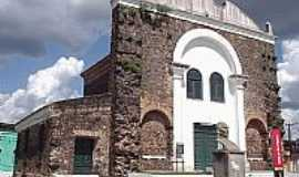 Vigia - Igreja de Pedra em Vigia-Foto:Thomazelli