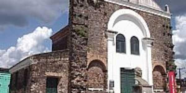 Igreja de Pedra em Vigia-Foto:Thomazelli