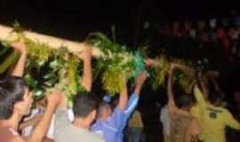 Vila do Carmo do Tocantins - Procissão do mastro - Festa do Carmo, Por Reinaldo Laredo