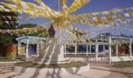 Vila do Carmo do Tocantins - praça de Vila do Carmo, Por BRUNA MOREIRA