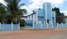 Vila do Carmo do Tocantins - Templo Central das Assembleias de Deus, rua Cametá..., Por Eliel Aquino Ribeiro