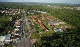 Vila dos Cabanos - Vista aérea de Vila dos Cabanos-Foto:Ricardo borges