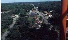 Vila dos Cabanos - Vista aérea parcial de Vila dos Cabanos-Foto:Ricardo borges