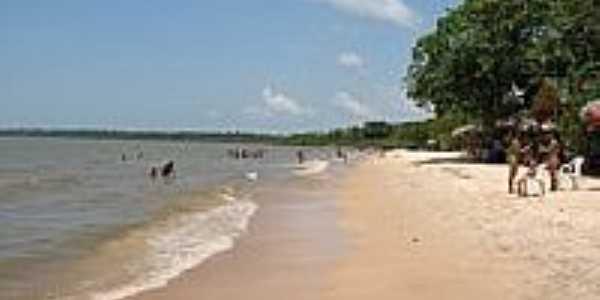 Praia do Caripi Vila dos Cabanos-Foto:Pedro Costa Filho