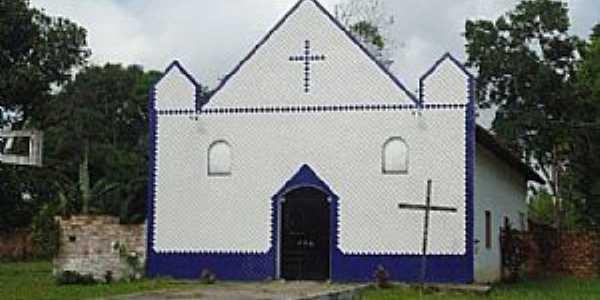 Vila Nova-PA-Igreja do Distrito-Foto:PEDRO PAULO