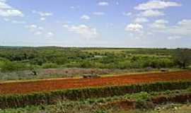 Canarana - Chegando em Canarana-BA-Foto:MMAlencar