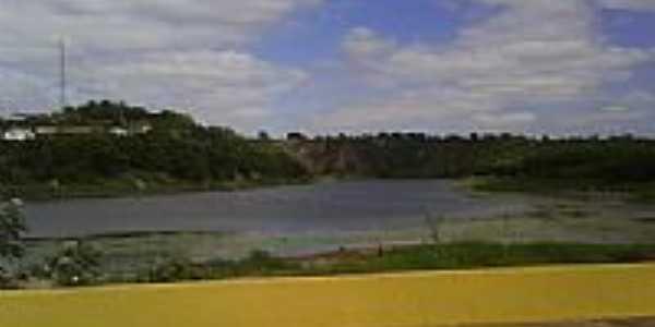 Rio Jacaré em Canarana-BA-Foto:MMAlencar