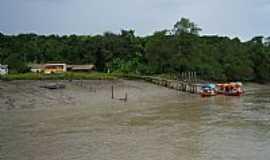 Viseu - Viseu-PA-Porto Itamixila,margem do Rio Piriá-Foto:Carlos Fernando Macedo